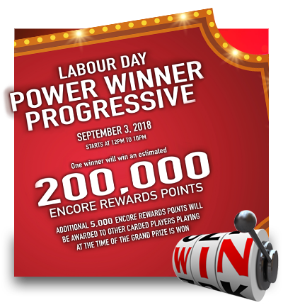 Labour Day Power Winner