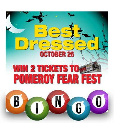 Bingo – Best Dressed Contest