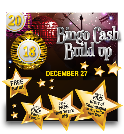 Bingo Cash Build Up