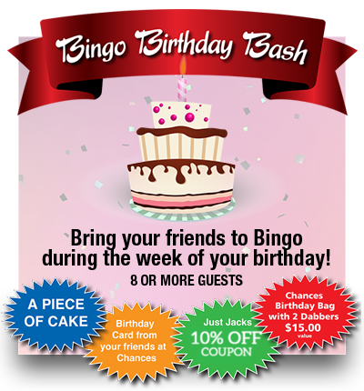 Bingo Birthday Bash!