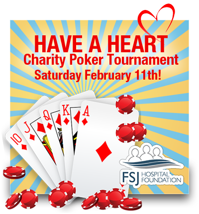 Have a Heart – Charity Poker Tournament