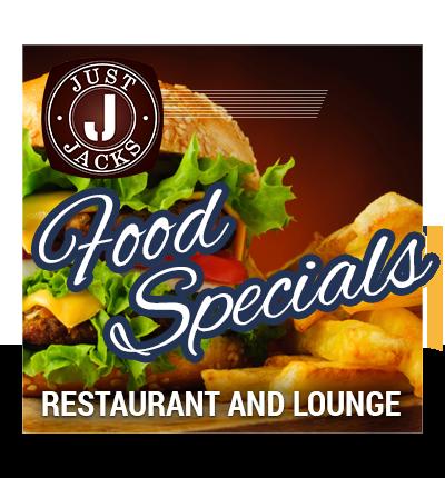 Just Jacks Specials