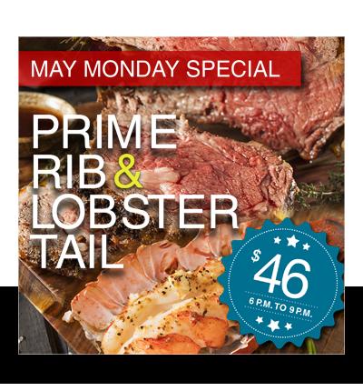 Prime Rib & Lobster