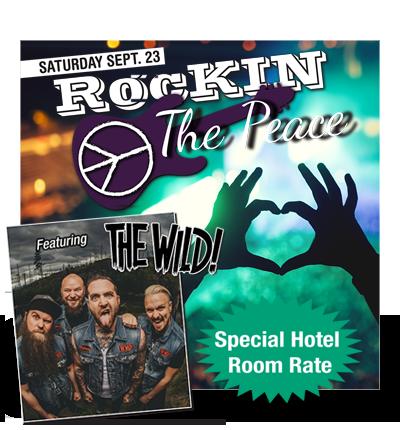 Rockin The Peace!