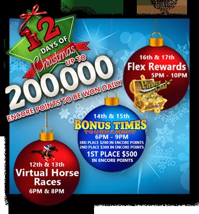 12 Days of Christmas (Dec 12-17)