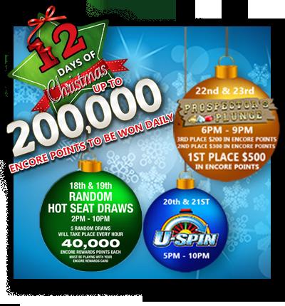 12 Days of Christmas (Dec 18-23)