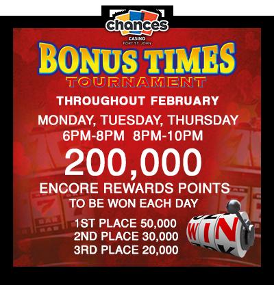 Bonus Times