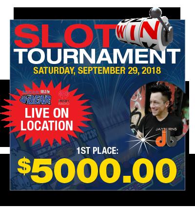 Anniversary Slot Tournaments