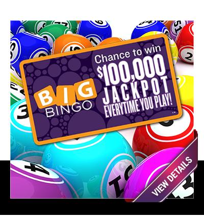 $100,000 Big Bingo