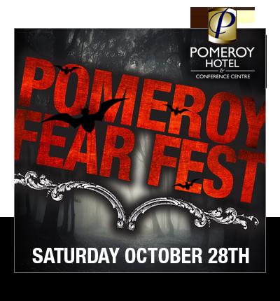 Pomeroy Fear Fest 2017