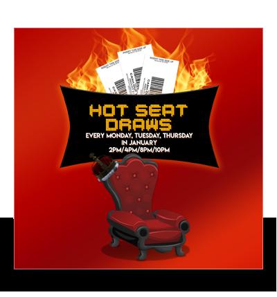 Hot Seat Draws