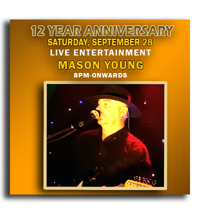 Live Entertainment – Mason Yonge
